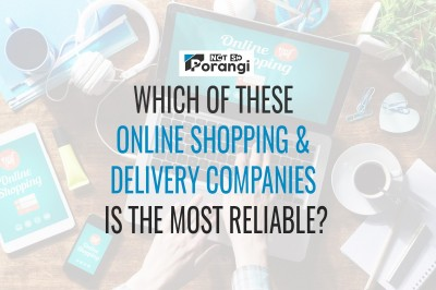 Which of these Online Shopping & Delivery Companies is the most reliable?
