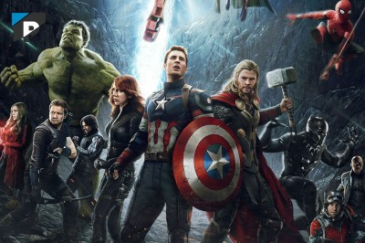 New Trailer of Superhero film 'Avengers: Infinity War' out