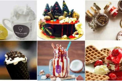 Top 5 Ice Cream places at Hyderabad
