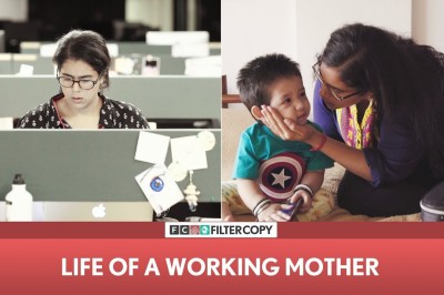 Life Of A Working Mother