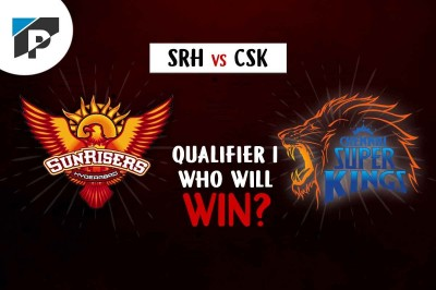 SRH vs CSK? Qualifier 1 - 22 May.