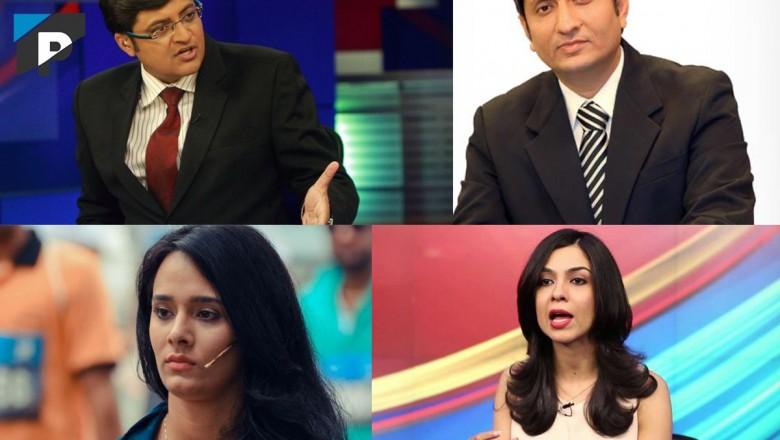 Top 10 Journalist of Indian | NotSoPorangi
