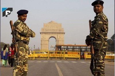 Terrorists Planning an Attack on June 2nd; Delhi on High Alert