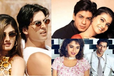 Which is your favorite 90's Bollywood Jodi?