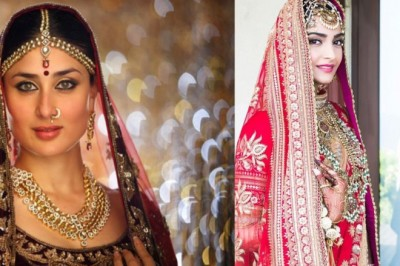 Sonam Kapoor or Kareena Kapoor, Which Actress Looks Amazing in Bridal Outfit?