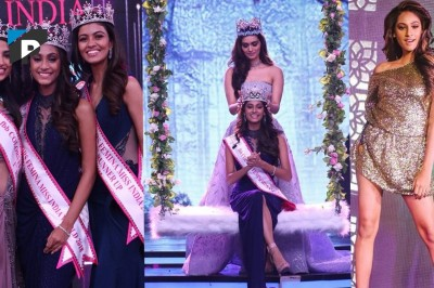 5 Things To Know About Miss India 2018, Anukreethy Vas