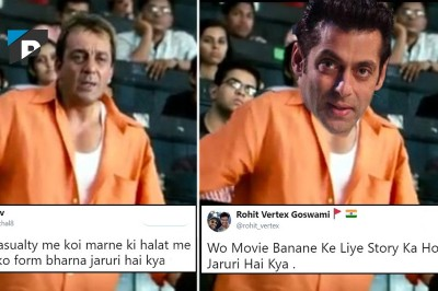 Here Are The Top Sanju Memes That The Internet Is ROFLing About