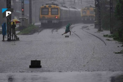 Mumbai Received 1 Month's Rainfall In 10 Days