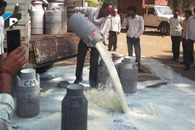 Rs.25 Per Litre Milk Says Maharashtra Government