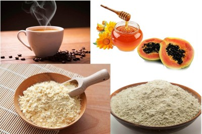 Top 5 Face Packs Recipes to Make at Home