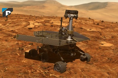 NASA Not Able To Contact Mars Rover