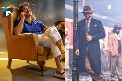 What Do You Think Of Nagarjuna's Latest Looks From 'Devadas'?
