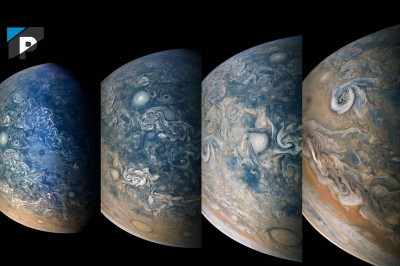 NASA Finds Signs Of Water On Jupiter