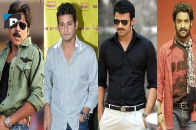 Top 5 Tollywood Heroes With Fan Base Worldwide