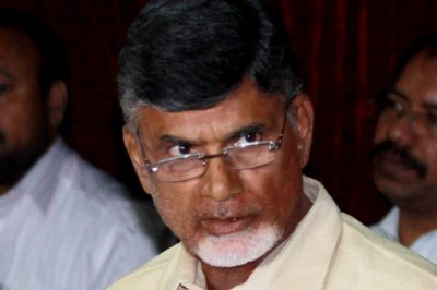 Naidu calls out the center for the attack on Jagan Mohan Reddy