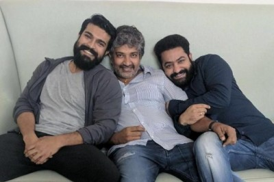 Which Part of Rajamouli's  #RRR  are you expecting to be?!