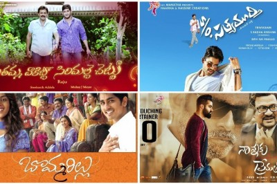 Pick your dearest Father-Son duo Movie Of Tollywood