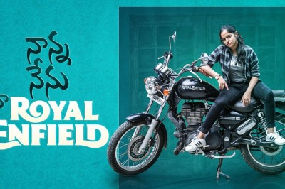 Me and My Bike Royal Enfield