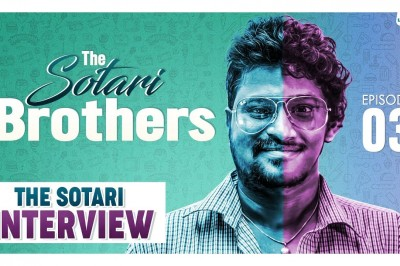 The Sotari Interview - Episode 3 - The Sotari Brother