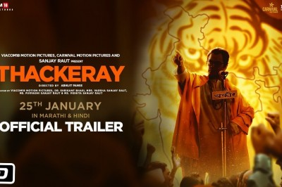 Thackeray - Official Trailer