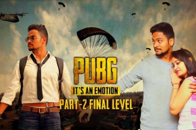 PUBG is not a game it's an emotion - final series