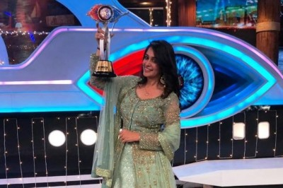 """Bigboss""Season 12 Winner Is Dipika Kakar"